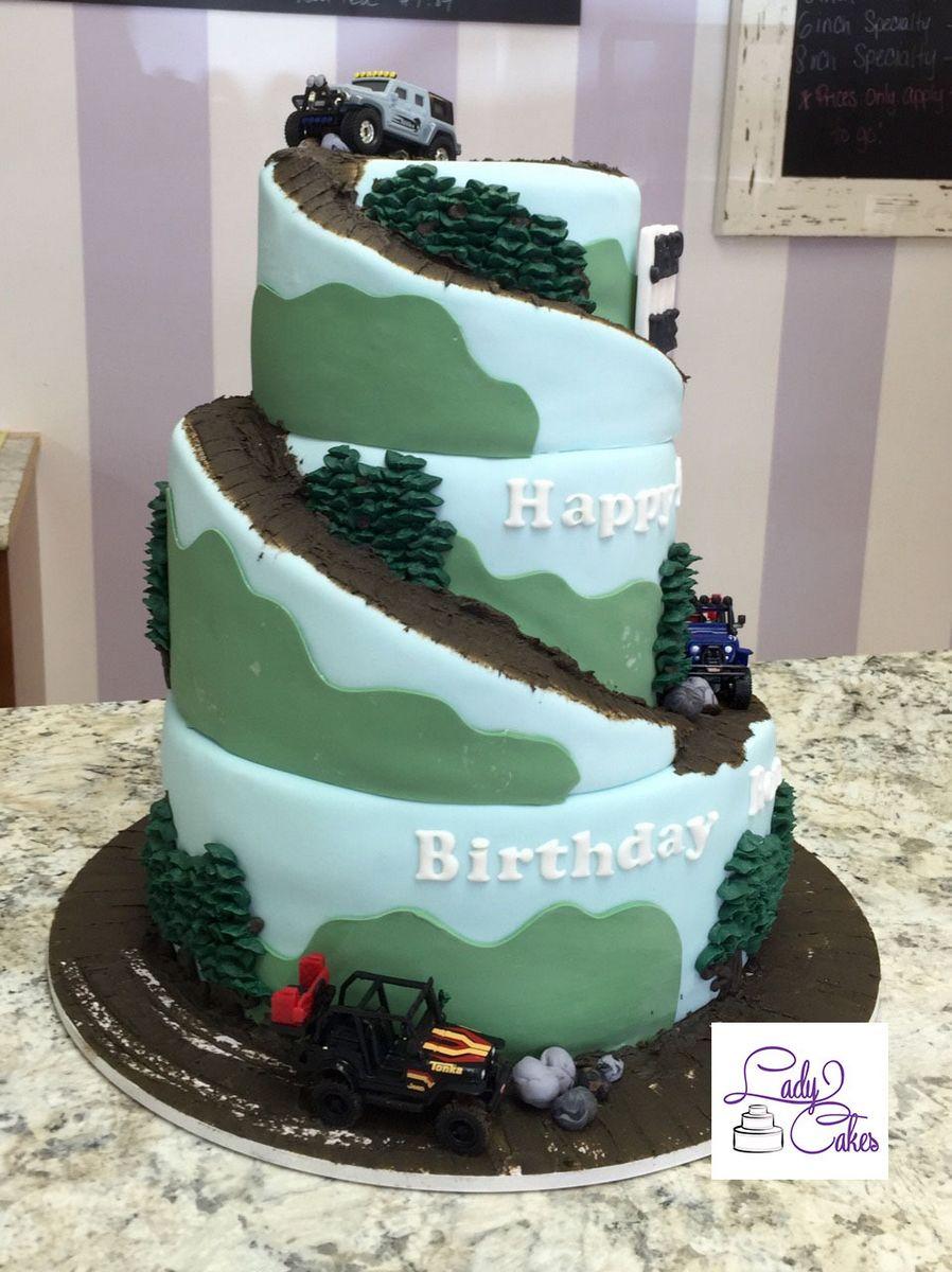 Awesome Birthday Cakes Ladycakes Bakery Funny Birthday Cards Online Elaedamsfinfo
