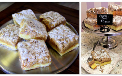 LadyCakes Now Offers The Best Crumb Buns In Cape Coral!