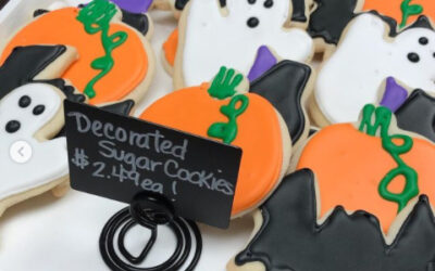 LadyCakes shows spooktacular treats for kids at home