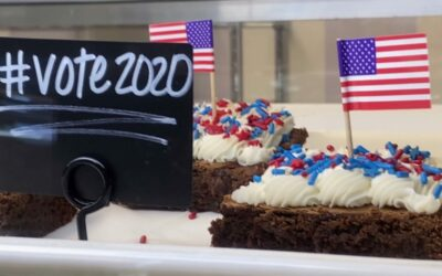 Cape Coral bakery serves up election-themed treats
